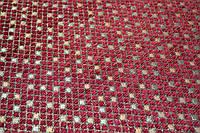 Мебельная ткань Acril 50% Сникер танго 2