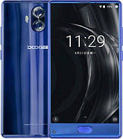 """Doogee Mix Lite 5.2"""" 2 GB RAM 16GB ROM Android 7.0 3080мАч Blue"""