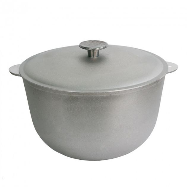 Казан алюминиевый Биол 25 литров (К 2500)
