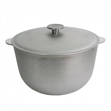 Казан алюминиевый Биол 25 литров (К 2500), фото 2