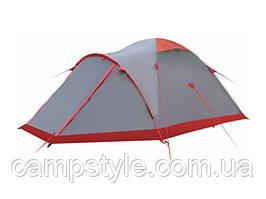 Палатка туристическая трехместная Tramp Mountain 3