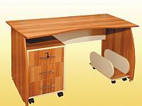 Компьютерный стол (комплект) — 1400х700х750 мм + тумба