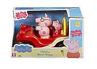 Пляжный автомобиль свинки Пеппы Peppa Pig Holiday Time Beach Buggy