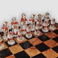 "Подарочные шахматы ""Империя Мин"" (small size)"
