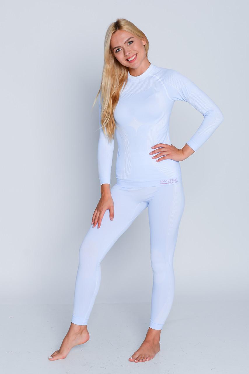 Комплект женкского термобелья для спорта HASTER ProClima зональное бесшовное