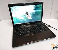 """Ноутбук для роботи та навчання Asus K52F, 15.6"""", Intel Core i3-380M, 2,53 ГГц, 4GB RAM, 320GB HDD, Б/В"""