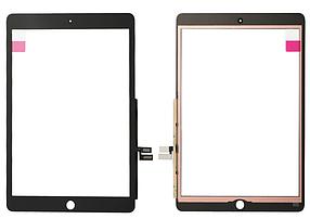 Тачскрін (сенсор) для iPad 10.2 2019 A2197 чорний