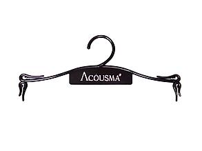 Вішалка Acousma колір чорний