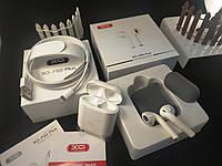 Беспроводные Bluetooth наушники XO F60 Plus White (F60P) ОРИГИНАЛ, аналог AirPods, + чехол и кабель в ПОДАРОК