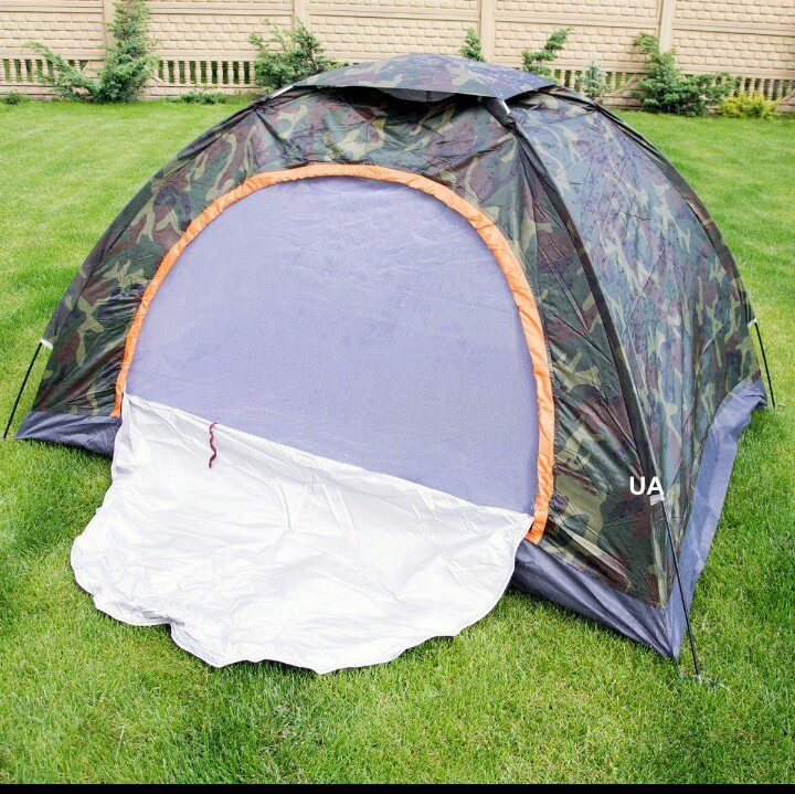 Палатка 3-х местная. Трех местная туристическая палатка