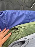 Демисезонная удлиненная  жилетка женская Размер 48 50 52 54 56 58 60 62 Разные цвета, фото 5