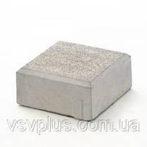 Формы для тротуарной плитки Антик №2 шагрень 100х100х45 мм Вереск 1 шт, фото 3