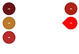 Колір 105 Олівець для губ COULEUR DU CONTOUR,SOPHIE BONTE, фото 2