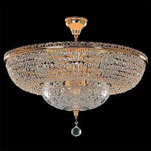 Классический хрустальный светильник Еlite Bohemia L 719/9/05