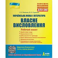 ЗНО 2021 Українська мова та література: Власні висловлювання, фото 1