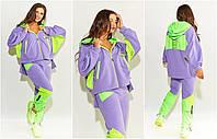 Классный батальный женский спортивный костюм