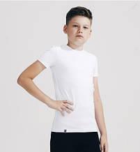 Детская Белье майка, футболка для мальчика SMIL Украины 3400-18 Белый