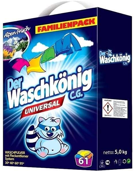 Стиральный порошок универсальный Waschkonig 2500гр