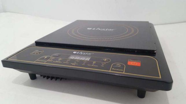 Индукционная плита Livstar Австрия, настольная электроплита кухонная 2000 Вт