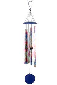 Поющие ветра 6 трубочек, Музыка ветра разноцветная (116 см)