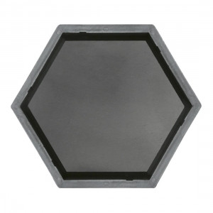 Фігурна форма Шестигранник (гладка, шагрень) Верес-2007 1 шт