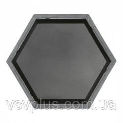 Фігурна форма Шестигранник (гладка, шагрень) Верес-2007 1 шт, фото 2