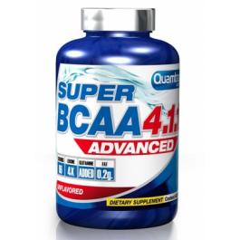 Амінокислоти Quamtrax Super BCAA 4:1:1 400 табл