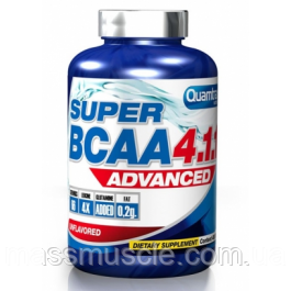 Аминокислоты Quamtrax Super BCAA 4:1:1 400 табл