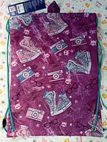 Сумка для обуви для девочки Кеды Kite K16-600-5
