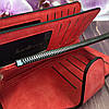 Женский кошелек Baellerry Forever из замши + Часы в ПОДАРОК! Женский клатч. Портмоне для документов., фото 7