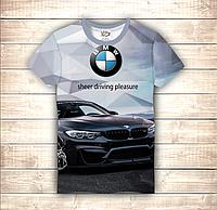 Футболка 3D BMW - 2, фото 1