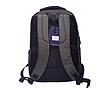 Рюкзак для ноутбука LEADFAS ткань полиэстер цвет чёрный, фото 3