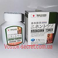 Японский Тєнсу, 16 таблеток для потенции. Japan Tengsu.