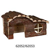 Trixie (Трикси) Hanna House Домик из дерева для кроликов 43 × 22 × 28 см
