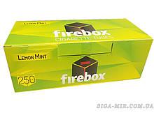 Гильзы для сигарет Firebox Лимон и Мята 250 шт