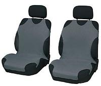 Майка сидения передняя серая (2шт) Elegant 105248