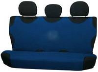 Майка сидения задняя сине-темная MILEX