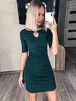 Коротке плаття футляр Пляшка, фото 1