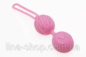 Вагинальные шарики Adrien Lastic Geisha Lastic Balls BIG Pink (L)