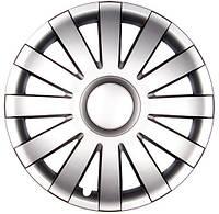 Ковпаки коліс AGAT Silver Радіус R14 (4шт) Olszewski