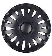 Ковпаки коліс MALACHIT Black Радіус R14 (4шт) Olszewski