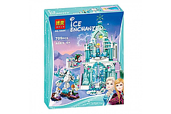Конструктор 10664 Ледяной замок Эльзы 709 деталей