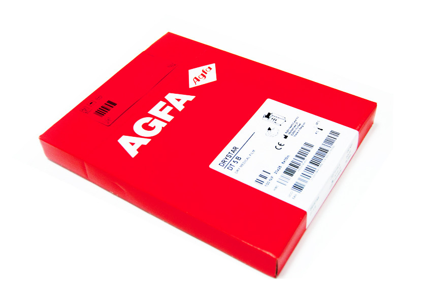 Рентгеновская плёнка Agfa CP-GU NIF 30x40