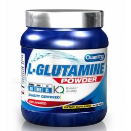 Глутамін Quamtrax L-Glutamine 400 г