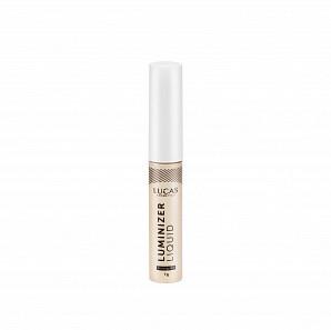 Колір 103 Рідкий хайлайтер Luminizer Liquid, LUCAS, Golden Sand 7г
