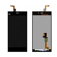 Дисплей Xiaomi для Mi 3 с сенсором Black (DX0602)