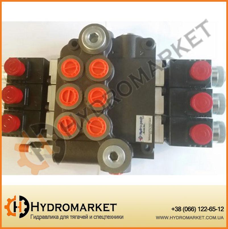 Прямий соленоїдний контрольний гідроклапан Hydro-pack Z50-A-ES3 12VDC-G