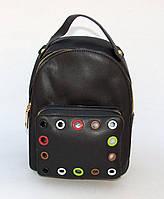 """Рюкзак женский """"Baohua"""" черный, фото 1"""