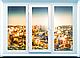 Окна пластиковые размеры цены Окна с Завода, без посредников, бесплатная доставка (любой размер), фото 2