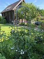 Арочно-кольцевая опора для растений 1500*500/3